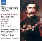 Album artwork for Széchényi: Complete Dances for Orchestra