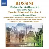 Album artwork for Rossini: Péchés de vieillesse — Chamber Music
