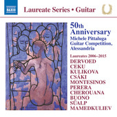 Album artwork for 50th Anniversary Michele Pittaluga Guitar Competit