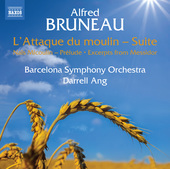 Album artwork for Bruneau: Orchestral Works