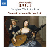 Album artwork for COMPLETE WORKS FOR LUTE
