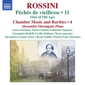 Album artwork for Rossini: Piano Music, Vol. 11