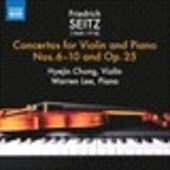 Album artwork for Seitz: Violin Concertos, Vol. 2