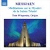 Album artwork for Messiaen: Méditations sur le Mystère de la Saint