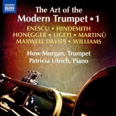 Album artwork for Art of the Modern Trumpet / Huw Morgan