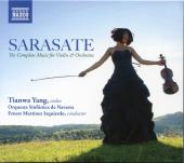 Album artwork for Sarasate: Complete Music for Violin & Orchestra