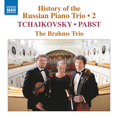 Album artwork for History of the Russian Piano Trio, Vol. 2