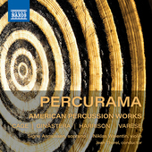Album artwork for American Percussion Works