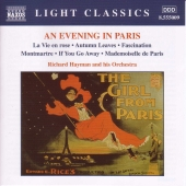 Album artwork for EVENING IN PARIS, AN
