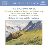 Album artwork for ENCHANTING MELODIES OF ROGERS AND HAMERSTEIN