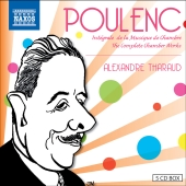 Album artwork for POULENC: COMPLETE CHAMBER MUSIC