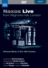 Album artwork for Naxos Live from Wigmore Hall, London 2007
