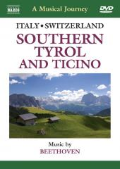 Album artwork for A Musical Journey: Southern Tyrol and Ticino