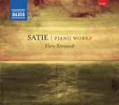 Album artwork for SATIE: PIANO WORKS / Kormendi