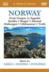 Album artwork for Musical Journey: Norway, from Gaupne to Sogndal