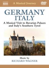 Album artwork for A Musical Journey: Germany, Italy