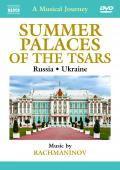 Album artwork for Musical Journey: Summer Palaces of the Tsars