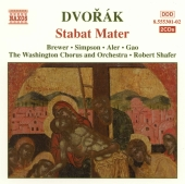 Album artwork for DVORAK - STABAT MATER