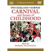 Album artwork for Musical Journey: Carnival and Scenes of Childhood