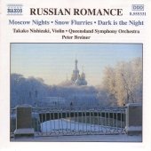 Album artwork for RUSSIAN ROMANCE