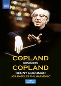 Album artwork for Copland Conducts Copland