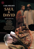 Album artwork for Carl Nielsen: Saul & David