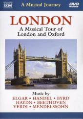 Album artwork for A Musical Journey: London and Oxford