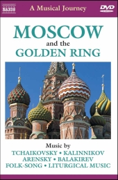 Album artwork for A Musical Journey: Moscow and the Golden Ring