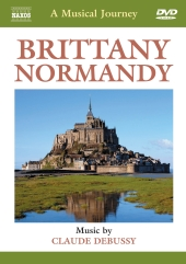 Album artwork for A Musical Journey: Brittany and Normandy