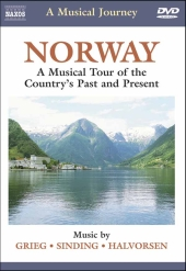 Album artwork for A Musical Journey: Norway