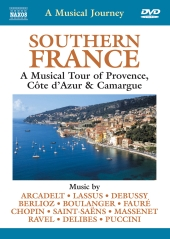 Album artwork for A Musical Journey: Southern France