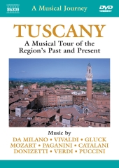 Album artwork for A Musical Journey: Tuscany