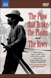 Album artwork for THE PLOW THAT BROKE THE PLAINS AND THE RIVER