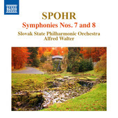 Album artwork for Spohr: Symphonies Nos. 7 & 8