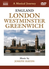 Album artwork for A Musical Journey: London Westminster Greenwich