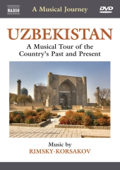 Album artwork for A Musical Journey: Uzbekistan