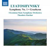 Album artwork for Lyatoshynsky:  Symphony No. 1