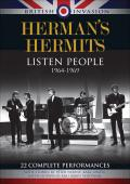 Album artwork for Herman's Hermits: Listen People 1964-1969