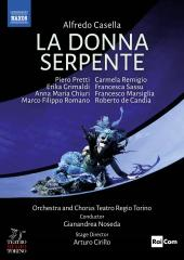 Album artwork for Casella: La donna serpente