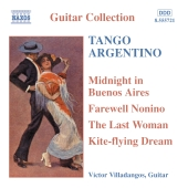 Album artwork for TANGO ARGENTINA