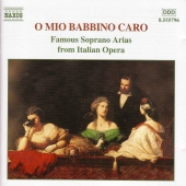 Album artwork for O MIO BABBINO CARO