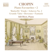 Album artwork for Chopin: Piano Favourites Volume 2 (Biret)