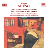 Album artwork for BRIGHT SHENG: ORCHESTRAL WORKS