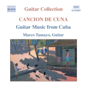 Album artwork for GUITAR MUSIC FROM CUBA