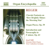 Album artwork for ORGAN WORKS, VOL. 4