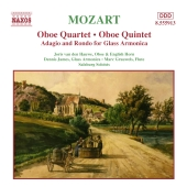 Album artwork for OBOE QUARTET, OBOE QUINTET