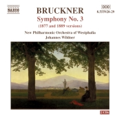 Album artwork for SYMPHONY NO. 3 IN MINOR