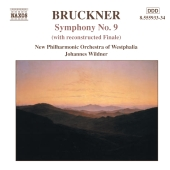 Album artwork for Bruckner: Symphony no 9 / Johannes Wildner