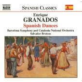 Album artwork for Granados: Spanish Dances (Brotons)