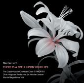 Album artwork for Martin Lutz: There Is a Spell Upon Your Lips